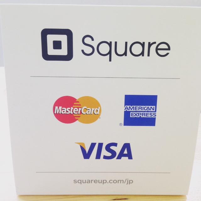 クレジットカードでのお支払いが可能になりました。